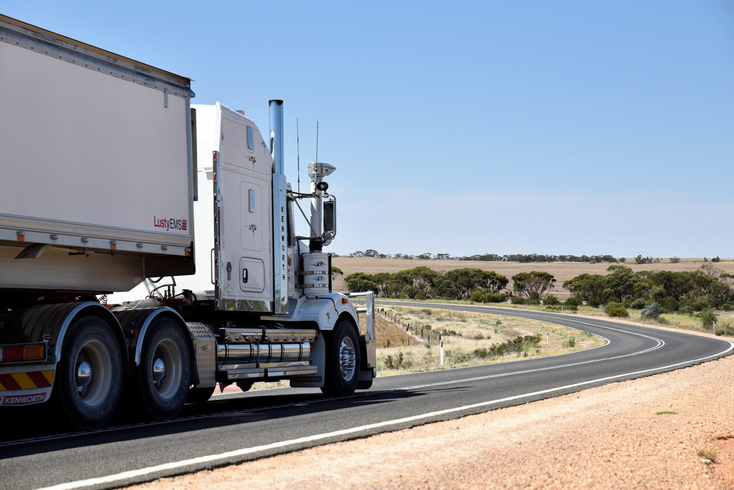 Hindmarsh truck